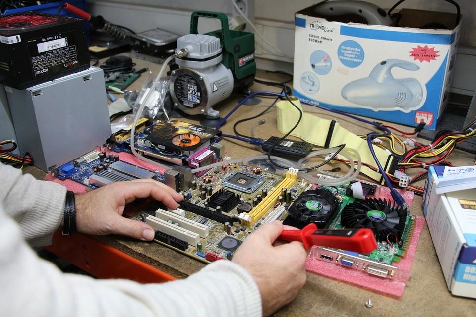 dépannage informatique en atelier de langon