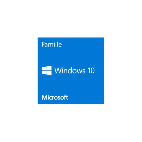 Windows 10 Familial 64 Bits
